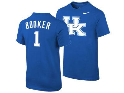 Kentucky Wildcats Devin Booker Nike NCAA Youth Future Start Replica T-Shirt 1347bdb00