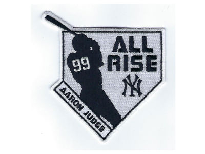New York Yankees MLB Fan Patch