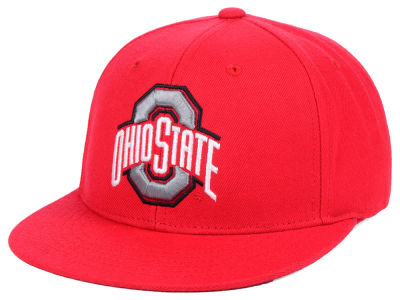 Ohio State Buckeyes Top of the World NCAA Core Fitted Cap