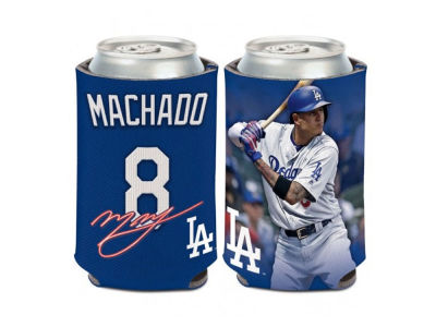 Los Angeles Dodgers Manny Machado Wincraft Can Coozie
