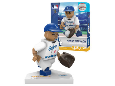 Los Angeles Dodgers Manny Machado OYO MLB Player Figure