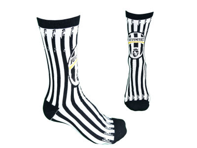 Juventus Maccabi Art Club Soccer Favorite Crew Socks