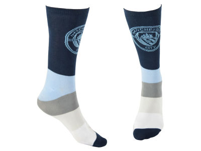 Manchester City Maccabi Art Club Soccer Favorite Crew Socks