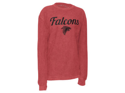 Atlanta Falcons Pressbox NFL Women's Comfy Cord T-shirt