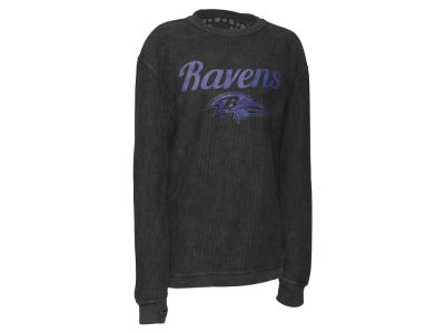 Baltimore Ravens Pressbox NFL Women's Comfy Cord T-shirt