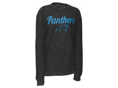 Carolina Panthers Pressbox NFL Women's Comfy Cord T-shirt