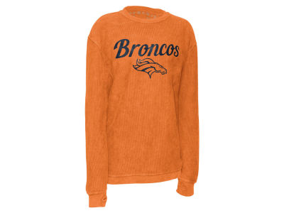 Denver Broncos Pressbox NFL Women's Comfy Cord T-shirt
