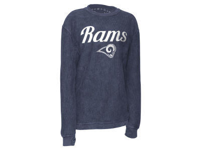 Los Angeles Rams Pressbox NFL Women's Comfy Cord T-shirt
