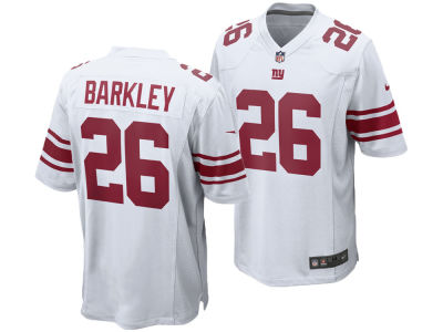 cfe2fec30 New York Giants Saquon Barkley Nike NFL Men s Game Jersey