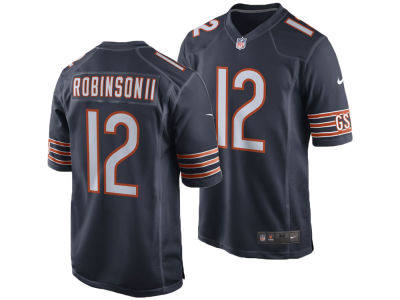 Chicago Bears Allen Robinson Nike NFL Men's Game Jersey