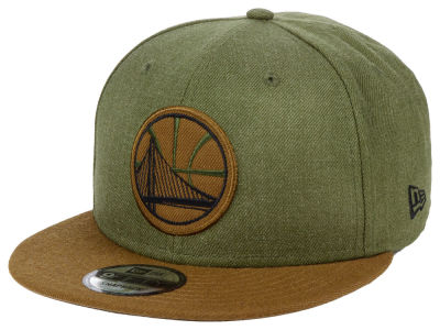 Golden State Warriors New Era NBA Enlisted 9FIFTY Snapback Cap