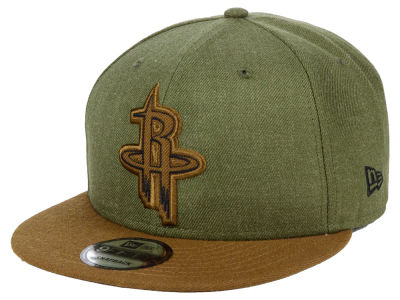 Houston Rockets New Era NBA Enlisted 9FIFTY Snapback Cap