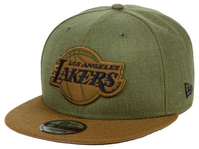 Los Angeles Lakers New Era NBA Enlisted 9FIFTY Snapback Cap
