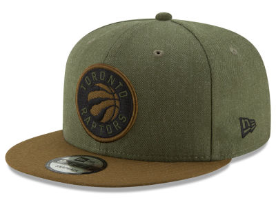 Toronto Raptors New Era NBA Enlisted 9FIFTY Snapback Cap