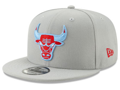 Chicago Bulls New Era NBA City Pop Series 9FIFTY Snapback Cap