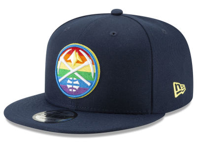 Denver Nuggets New Era NBA City Pop Series 9FIFTY Snapback Cap