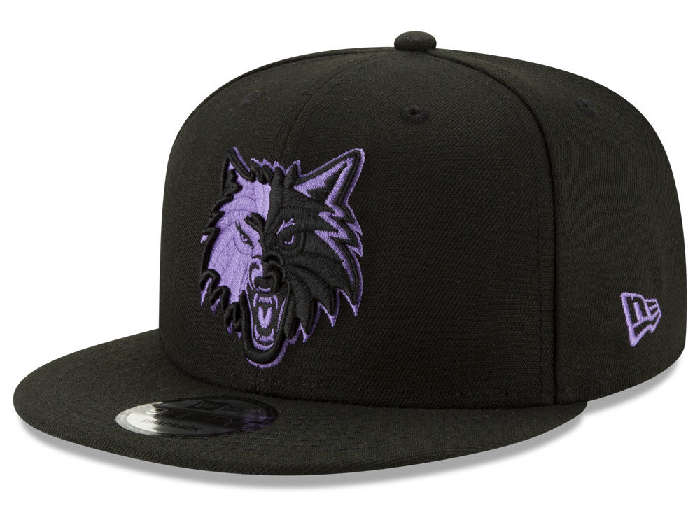 21f575e3980 Minnesota Timberwolves New Era NBA City Pop Series 9FIFTY Snapback Cap