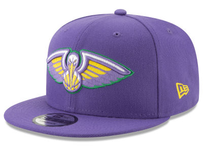 New Orleans Pelicans New Era NBA City Pop Series 9FIFTY Snapback Cap