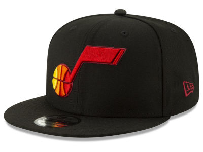 Utah Jazz New Era NBA City Pop Series 9FIFTY Snapback Cap