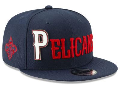 the latest 8648f da516 ... discount code for new orleans pelicans new era nba enamel script 9fifty  snapback cap c19d6 5a495
