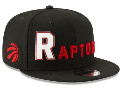 ec72b1ebf08 Toronto Raptors New Era NBA Enamel Script 9FIFTY Snapback Cap