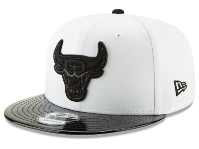 Chicago Bulls New Era NBA Con Sneaker 9FIFTY Snapback Cap 4b121cb4559