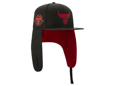 Chicago Bulls New Era NBA Dogear Patch 59FIFTY Cap