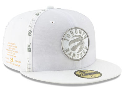 Toronto Raptors New Era NBA Inside Out 59FIFTY Cap