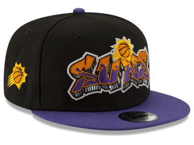 Phoenix Suns New Era NBA Youth Retroword 9FIFTY Snapback Cap