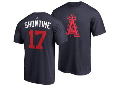 Los Angeles Angels Shohei Ohtani MLB Men's Player's Weekend Name and Number T-Shirt