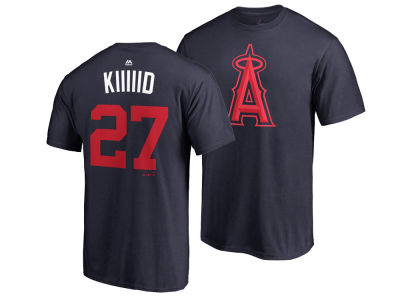 Los Angeles Angels Mike Trout MLB Men's Player's Weekend Name and Number T-Shirt