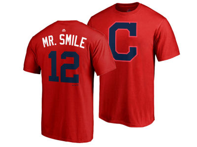 Cleveland Indians Francisco Lindor MLB Men's Player's Weekend Name and Number T-Shirt