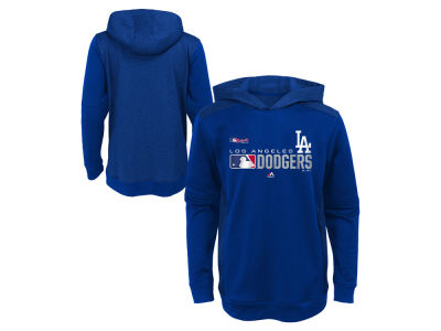 Los Angeles Dodgers Majestic MLB Youth Winning Streak Hoodie