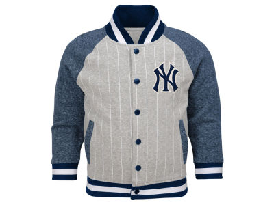 New York Yankees Outerstuff MLB Toddler Game Pride Bomber Jacket