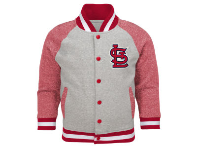 St. Louis Cardinals Outerstuff MLB Toddler Game Pride Bomber Jacket