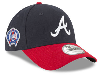 Atlanta Braves New Era 2018 MLB 9-11 Memorial 9FORTY Cap