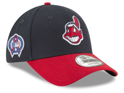 Cleveland Indians New Era 2018 MLB 9-11 Memorial 9FORTY Cap