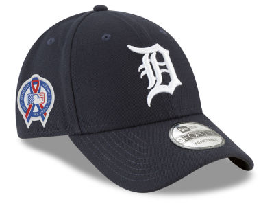 Detroit Tigers New Era 2018 MLB 9-11 Memorial 9FORTY Cap