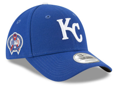 Kansas City Royals New Era 2018 MLB 9-11 Memorial 9FORTY Cap