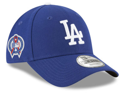 Los Angeles Dodgers New Era 2018 MLB 9-11 Memorial 9FORTY Cap