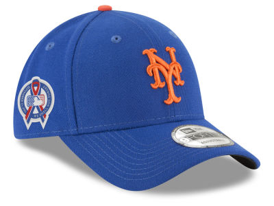 New York Mets New Era 2018 MLB 9-11 Memorial 9FORTY Cap