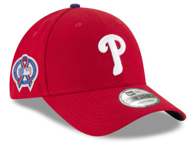 Philadelphia Phillies New Era 2018 MLB 9-11 Memorial 9FORTY Cap