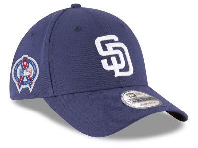 San Diego Padres New Era 2018 MLB 9-11 Memorial 9FORTY Cap
