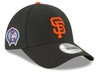 San Francisco Giants New Era 2018 MLB 9-11 Memorial 9FORTY Cap