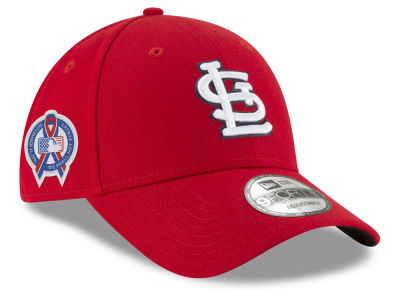 St. Louis Cardinals New Era 2018 MLB 9-11 Memorial 9FORTY Cap