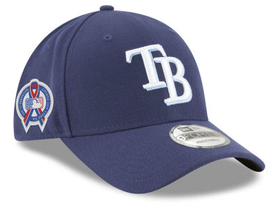 Tampa Bay Rays New Era 2018 MLB 9-11 Memorial 9FORTY Cap