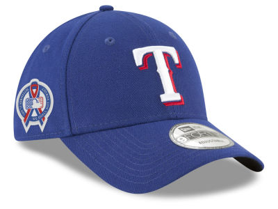 Texas Rangers New Era 2018 MLB 9-11 Memorial 9FORTY Cap