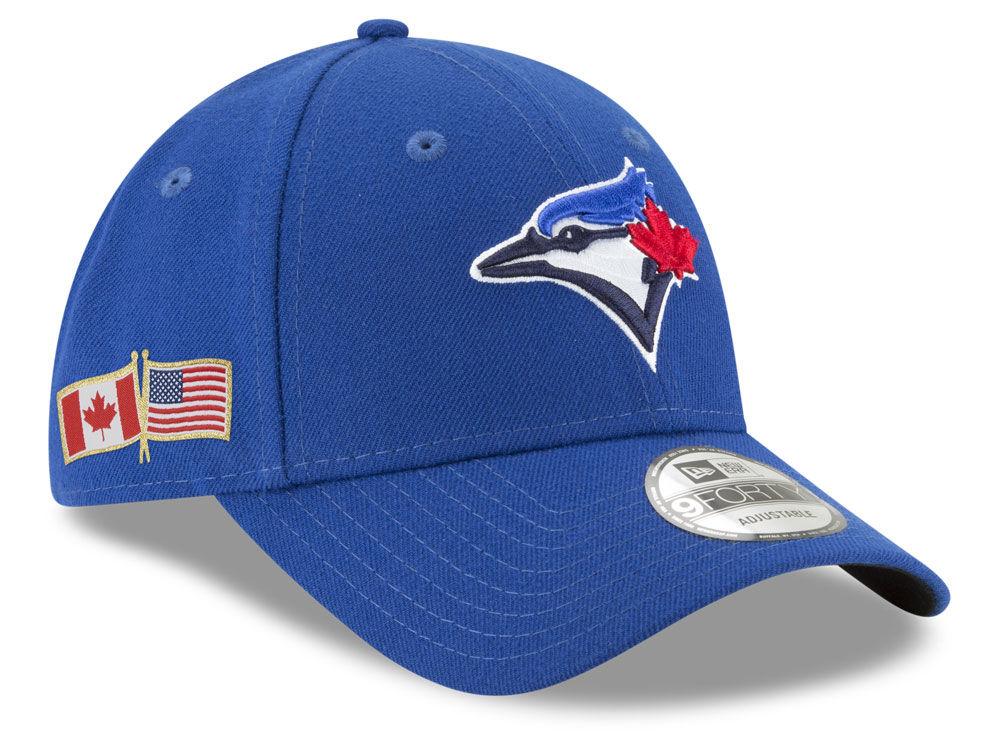 Toronto Blue Jays New Era 2018 MLB 9-11 Memorial 9FORTY Cap  4a6d9c611a1