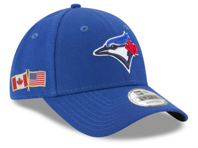 Toronto Blue Jays New Era 2018 MLB 9-11 Memorial 9FORTY Cap