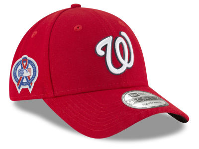 Washington Nationals New Era 2018 MLB 9-11 Memorial 9FORTY Cap